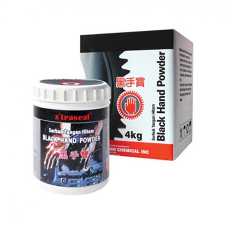 Bột rửa tay công nghiệp (khô) Black Hand Powder 4kg