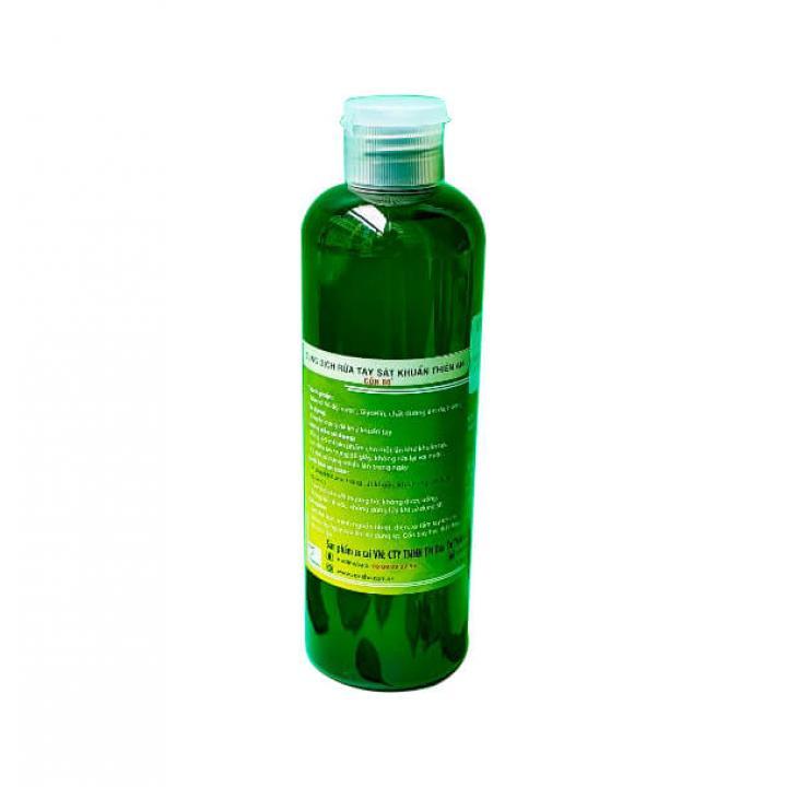 Dung dịch rửa tay sát khuẩn Thiên An - Cồn 80⁰ (Dạng vòi 250ML)