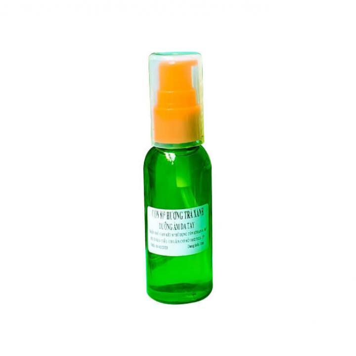 Dung dịch rửa tay sát khuẩn Thiên An - Cồn 80⁰ (Dạng xịt 50ml)