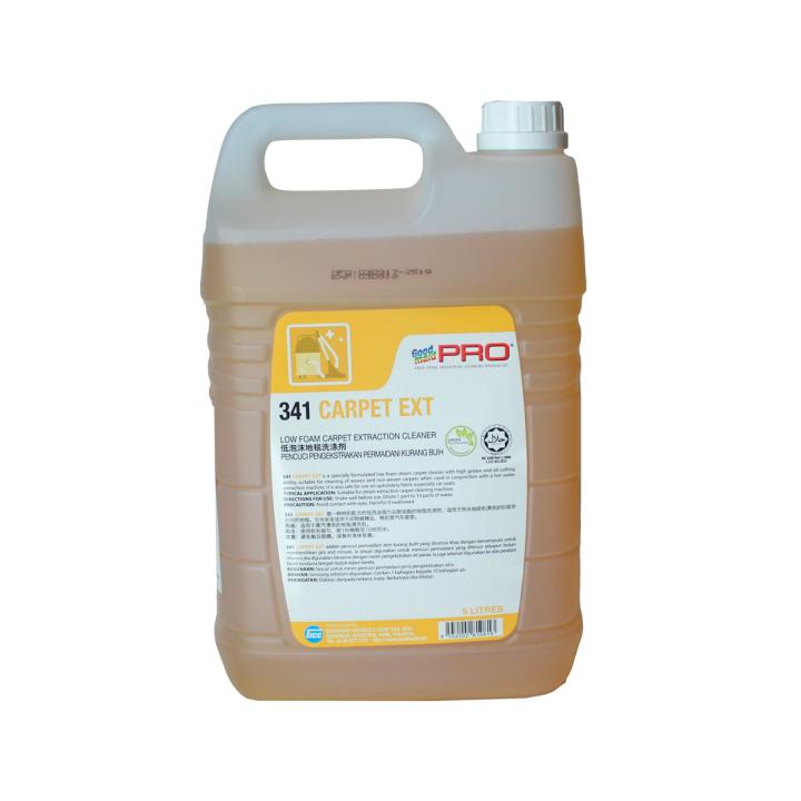 Hóa chất giặt thảm Goodmaid PRO GMP 341 5L (Hương hoa oải hương) - giặt khô