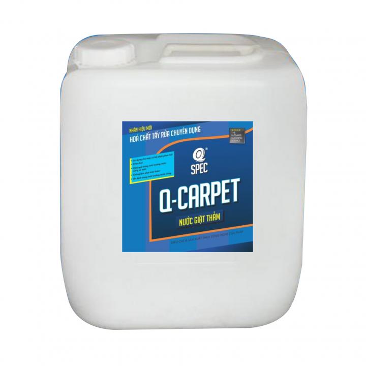 Hóa chất giặt thảm AVCO Q-Carpet 20L (tỷ lệ pha loãng đến 1:30)