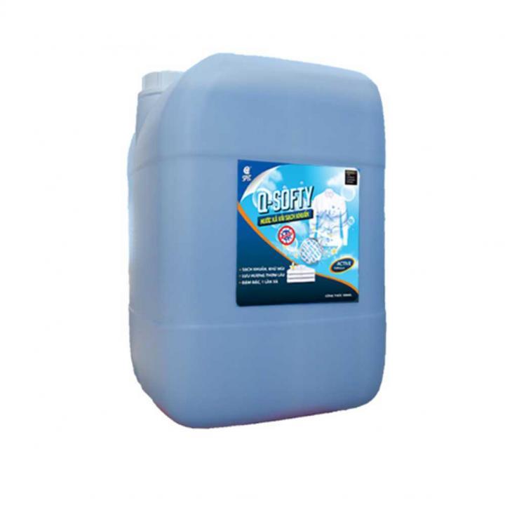 Nước xả vải sạch khuẩn AVCO Homecare Q-Softy 20L