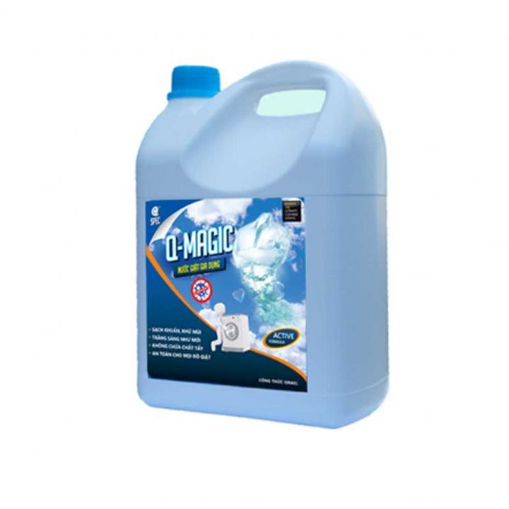 Nước giặt gia dụng AVCO Homecare Q-Magic 4L