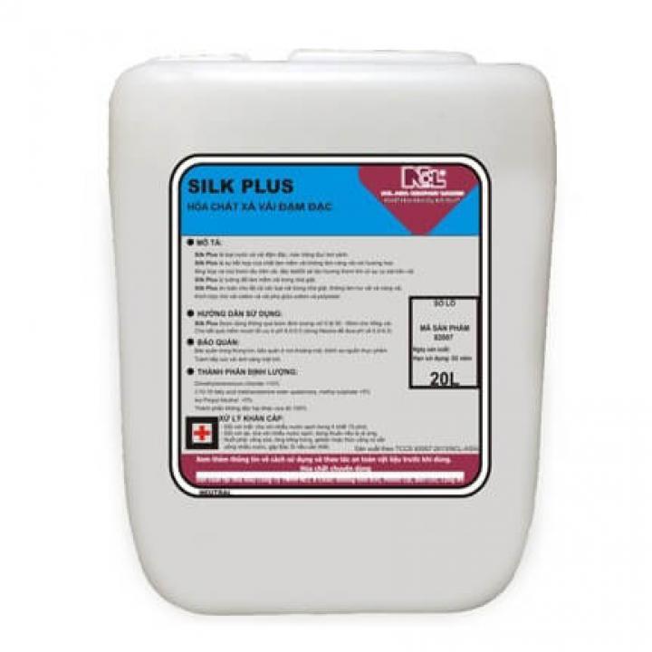 Hóa chất xả vải đậm đặc NCL Silk 20L