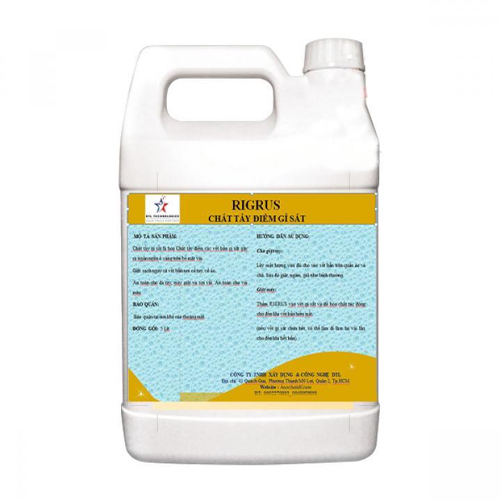 Hóa chất tẩy điểm MALPYO RIGRUS (Chủ yếu dùng cho vải trắng)