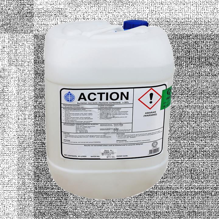 Hóa chất tẩy giặt Chempro ACTION