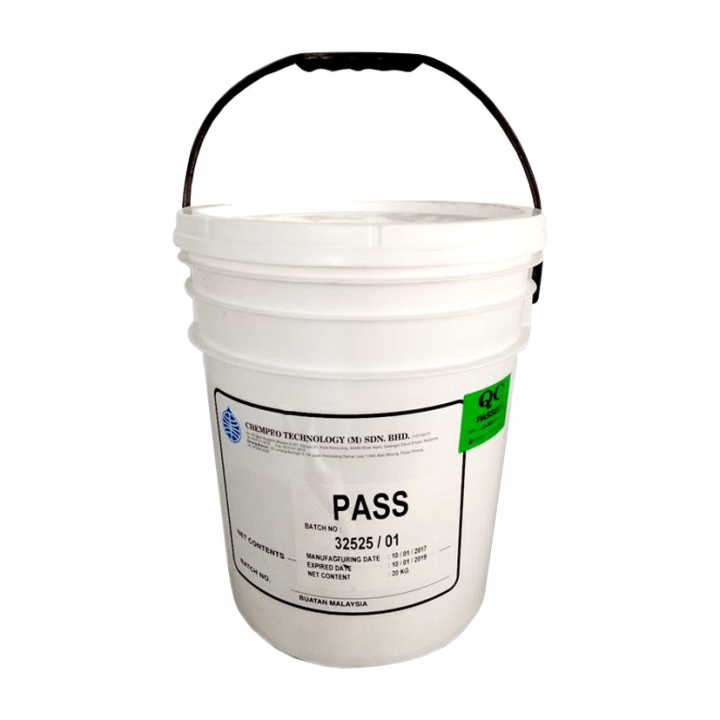 Chất tẩy giặt Chempro PASS