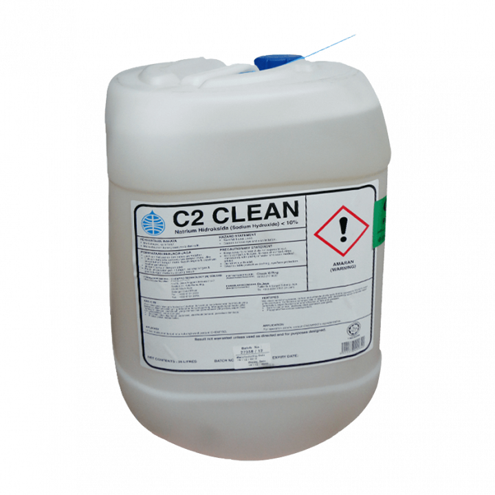 Hóa chất tẩy giặt Chempro C2 CLEAN