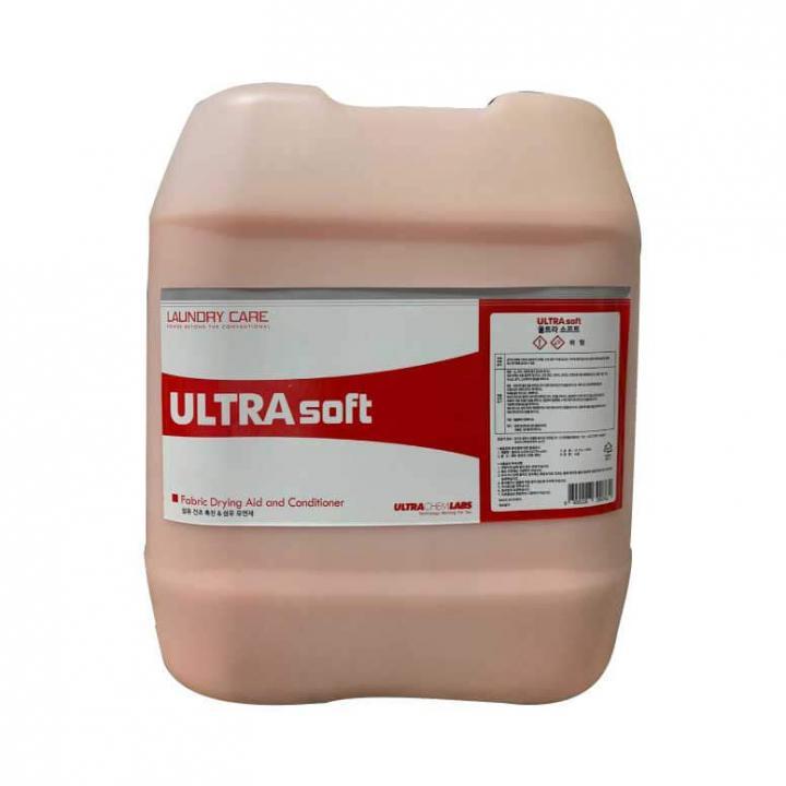 Nước xả vải ULTRA KOREA ULTRA SOFT 18.75L