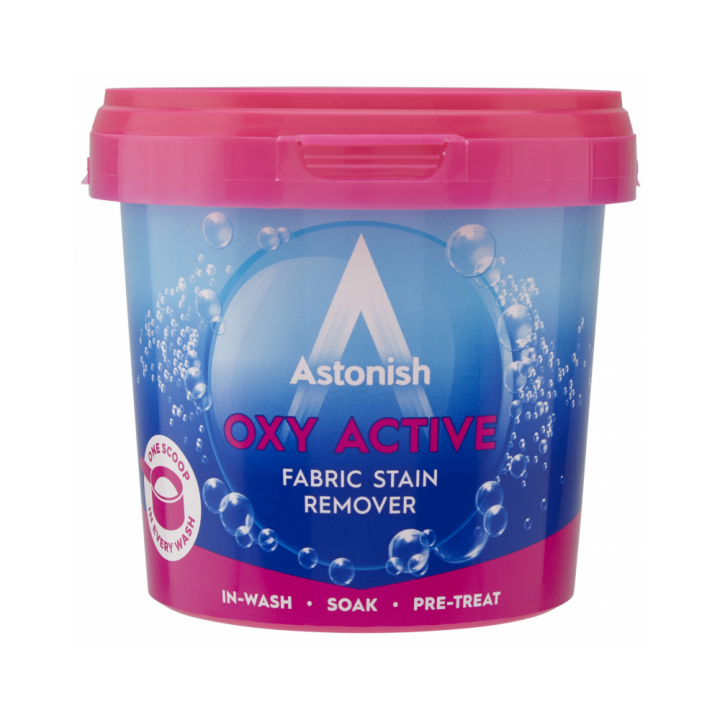 Bột giặt đa năng Astonish Oxy Active C1495
