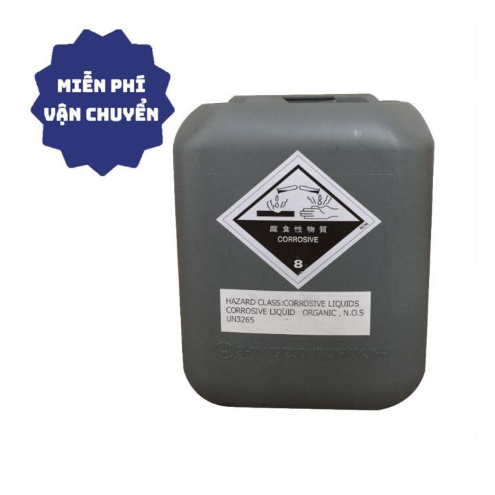 Hóa chất tẩy rỉ sét SYK Rust Remover 20L đậm đặc - Có thể pha loãng 1:100