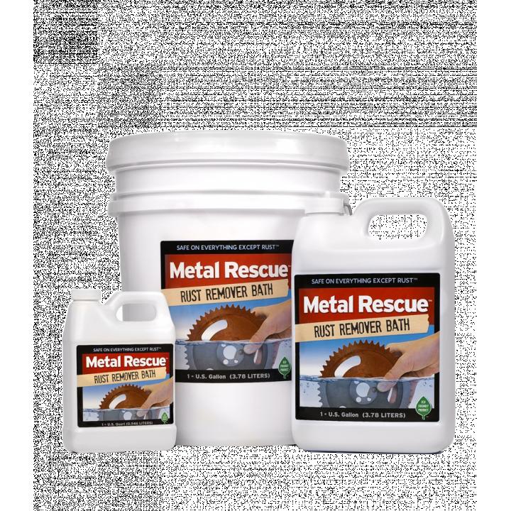 Hóa chất tẩy rỉ sét Metal Rescue 20kg