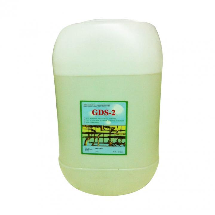 Hóa chất tẩy rỉ sét  đường ống GDS-2