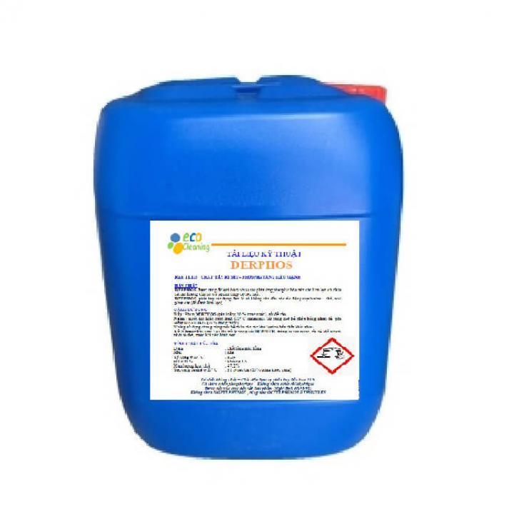 Chất tẩy gỉ sét và thụ động hóa Ecoguard DERPHOS 30kg