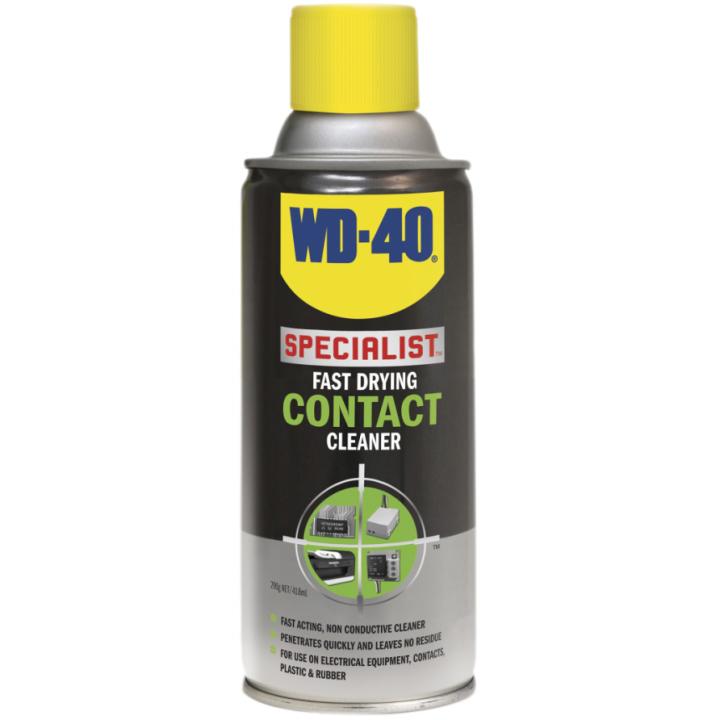 Chai xịt làm sạch bề mặt, khô nhanh WD-40 Fast Drying Contact Cleaner