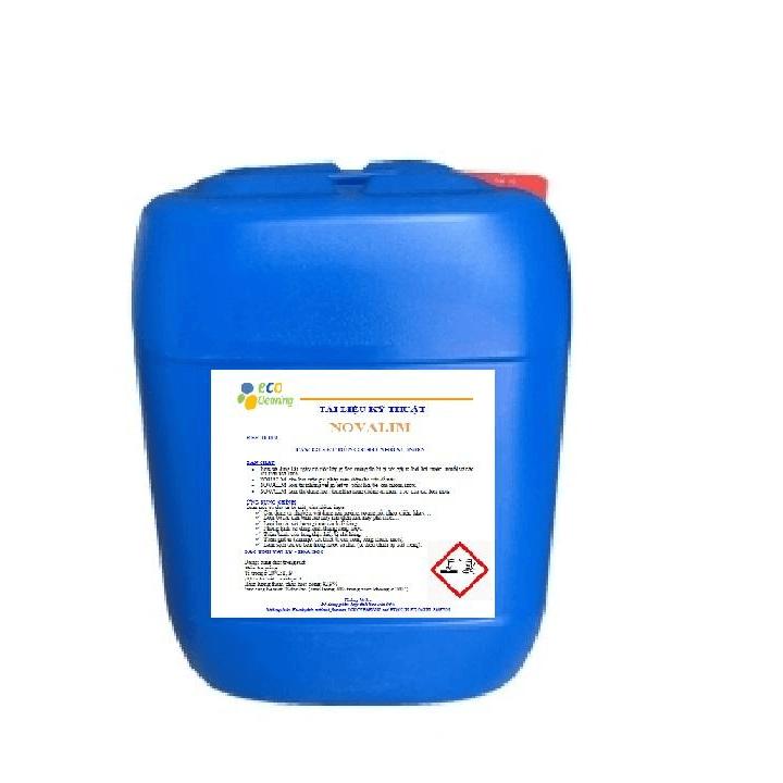 Chất tẩy gỉ sét cho inox Ecoguard Novalim 30kg