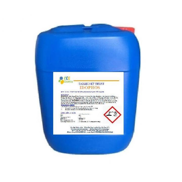 Chất tẩy gỉ sét và tạo lớp phủ phosphate bảo vệ cho thép chờ xây dựng Ecoguard INOPHOS 30kg