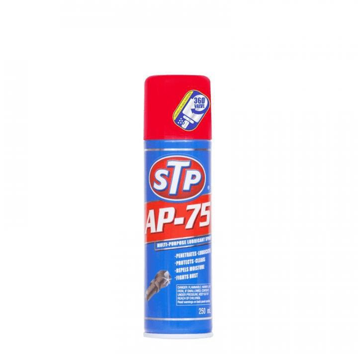 Chất bôi trơn và tẩy rỉ sét đa dụng STP AP-75 250ml