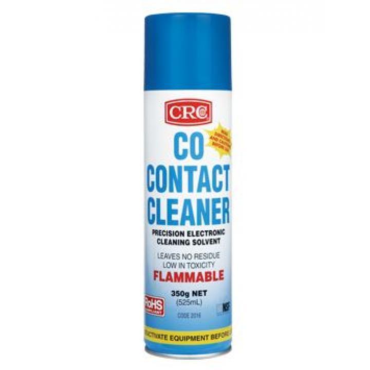 Bình xịt làm sạch công nghiệp CRC CO CONTACT CLEANER 350g
