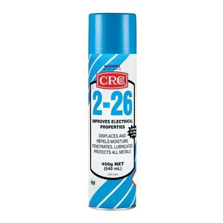 Hóa chất ức chế/chống gỉ CRC 2-26 450g