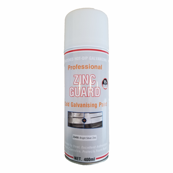 Sơn mạ kẽm lạnh Emonra ZG400 dạng chai xịt