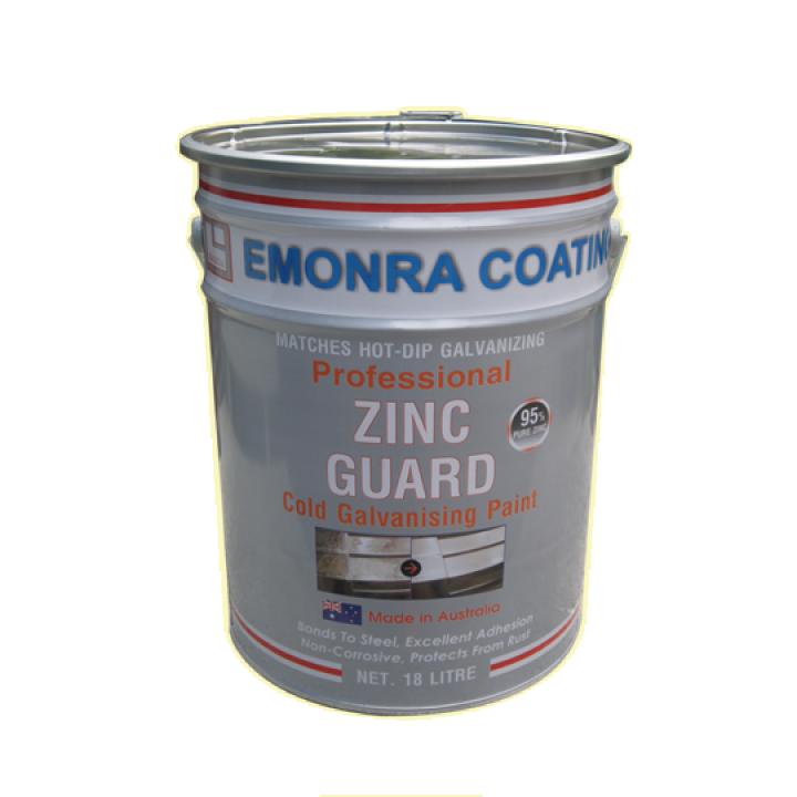 Sơn mạ kẽm lạnh Emonra ZG400 18 L