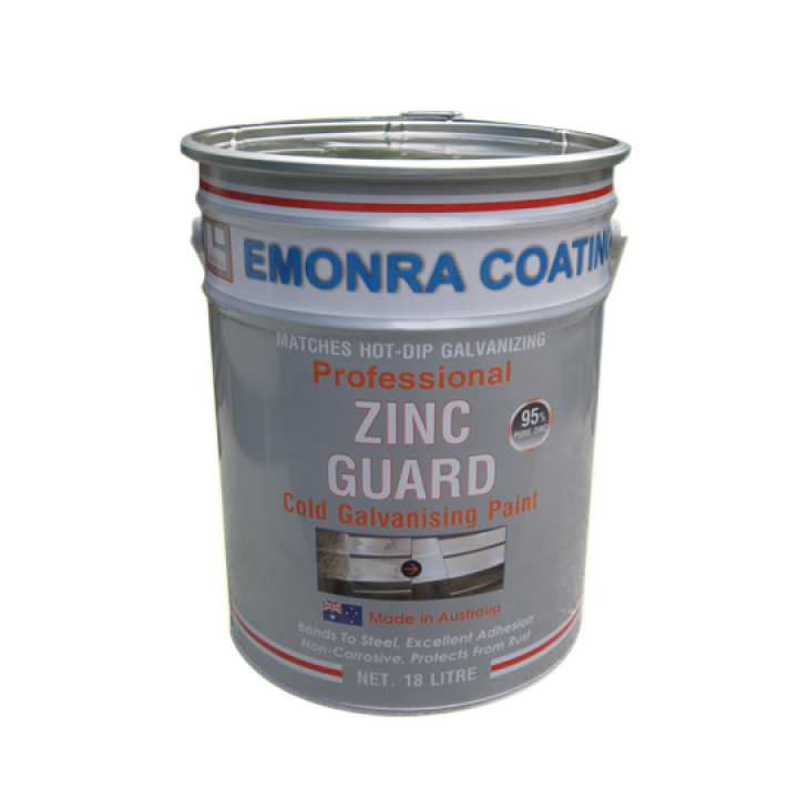 Sơn mạ kẽm lạnh Emonra ZG300 18 L