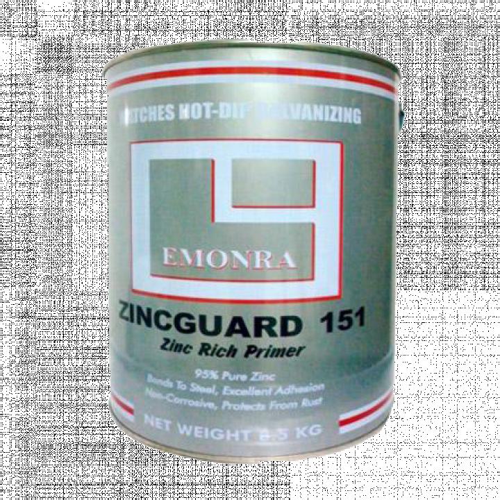 Sơn mạ kẽm lạnh Emonra Zinc Guard 8.5kg