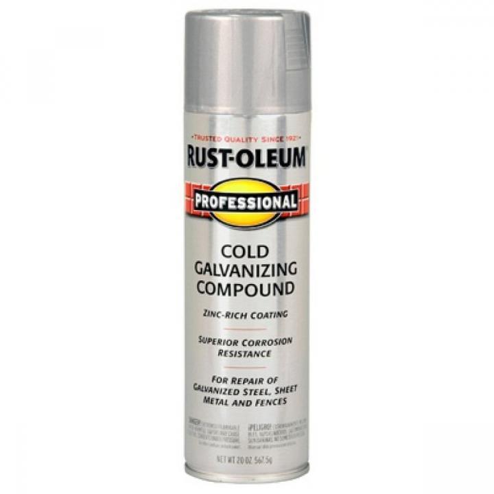 Sơn mạ kẽm Rust-Oleum Professional Cold Galvanizing Compound