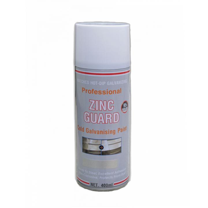 Sơn mạ kẽm lạnh Emonra ZG300 400 ml dạng chai xịt