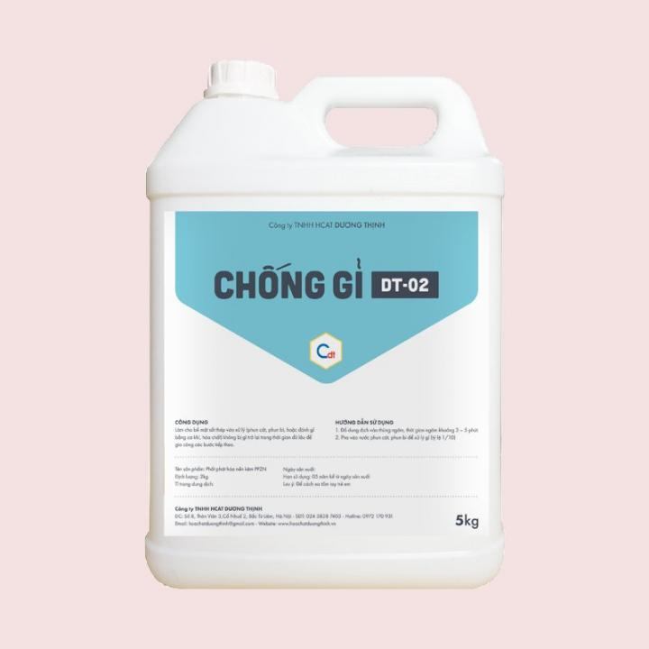 Chất chống gỉ DT-02