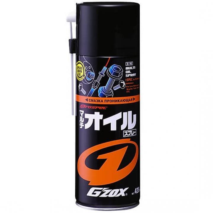 Dầu bôi trơn đa năng G'ZOX SOFT99 E-16 420ml