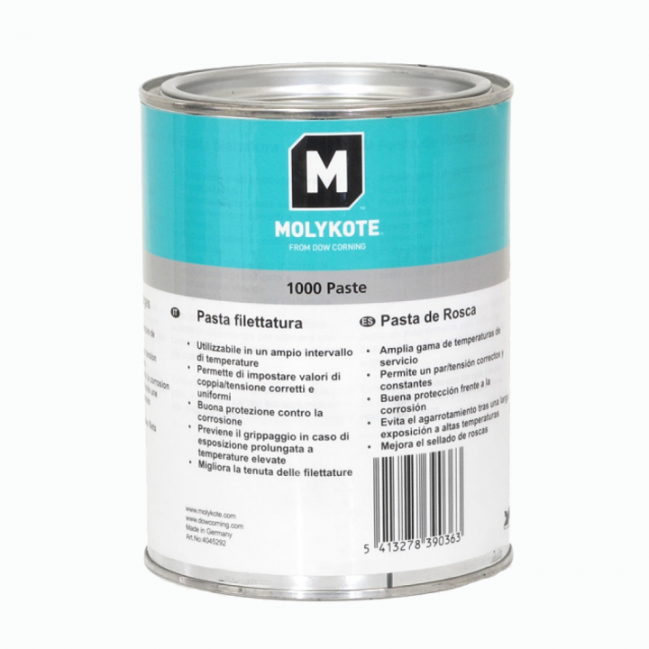 Chất bôi trơn dạng mỡ Molykote 1000 (1 kg)