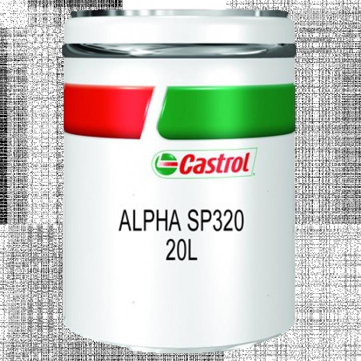 Dầu bánh răng Castrol Alpha SP 320