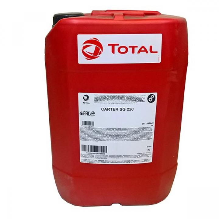 Dầu hộp số Total CARTER SG 220 20 Lít