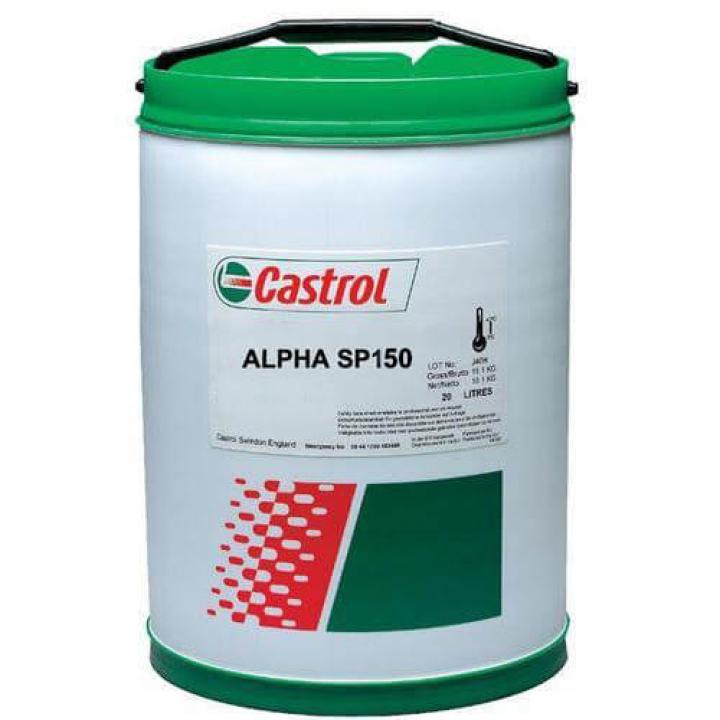 Dầu bánh răng Castrol Alpha SP 150 209L