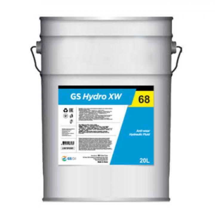Dầu thuỷ lực chịu cực áp chống mài mòn GS HYDRO XW68 20L