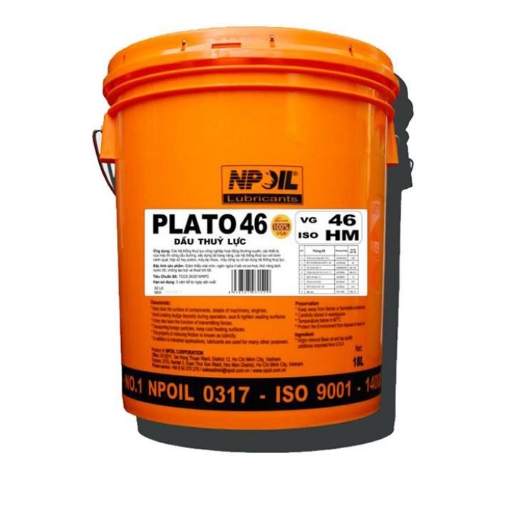 Dầu thủy lực NP Oil Plato 46 X18.03