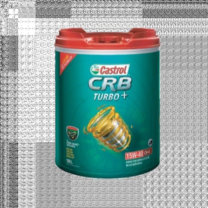 Dầu Tuabin Castrol CRB Turbo +