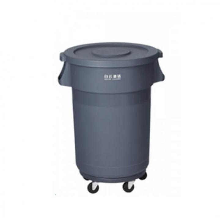 Thùng rác nhựa Vietclean B-7503 80 lít