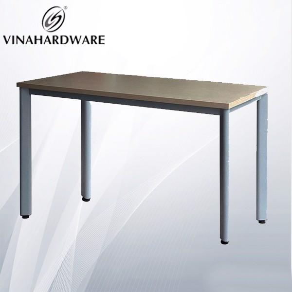 Khung bàn sắt oval xám 600x1200mm văn phòng loại khung dành cho mặt bàn VNH2208521