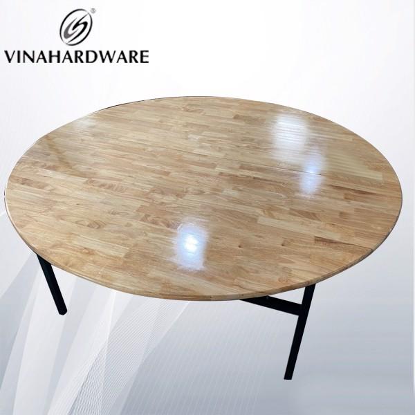 Khung bàn tròn xếp gọn cho mặt bàn lớn 1800mm VNH2923589