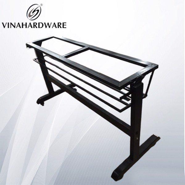 Khung bàn xếp gọn sơn đen tĩnh điện VNH2923502