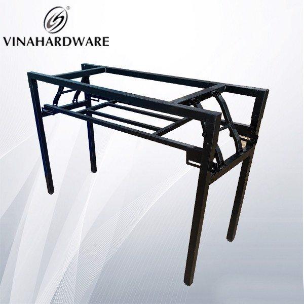 Khung bàn sắt học sinh xếp gọn có ngăn chứa (không ván) VNH2923232