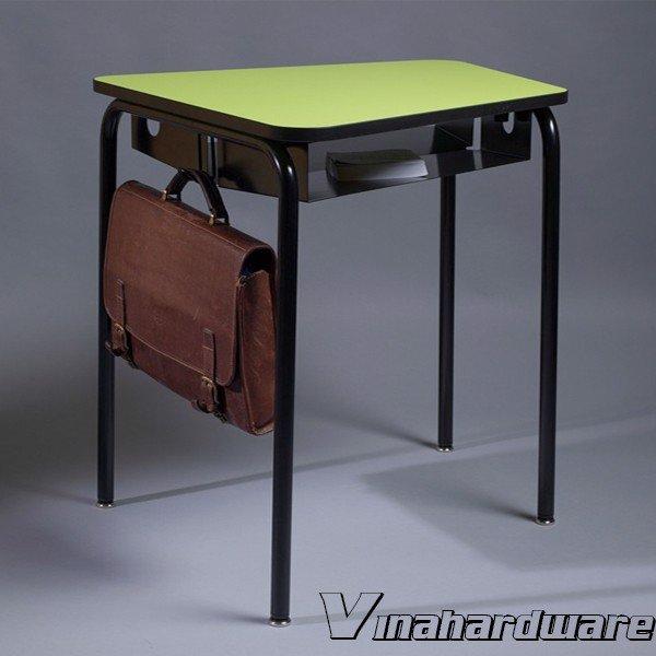 Khung bàn học đơn tĩnh điện SP286091 (không gồm ván)