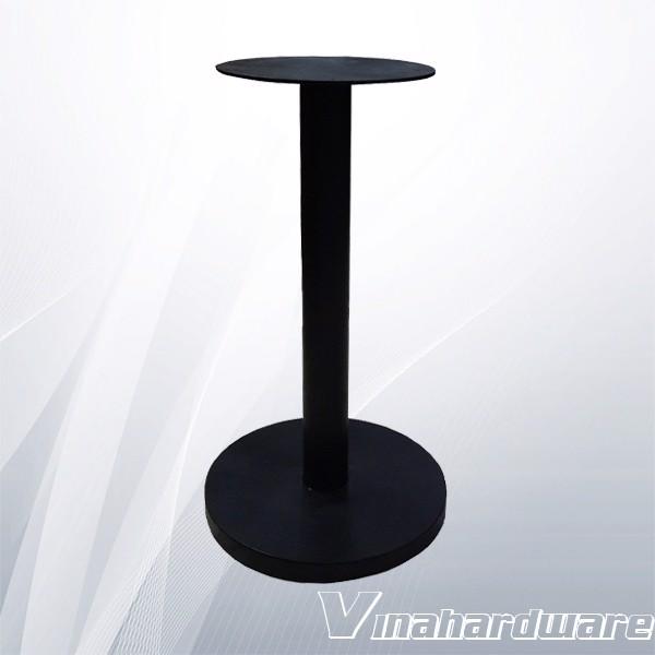 Khung chân bàn cafe đế tròn dày SP286093
