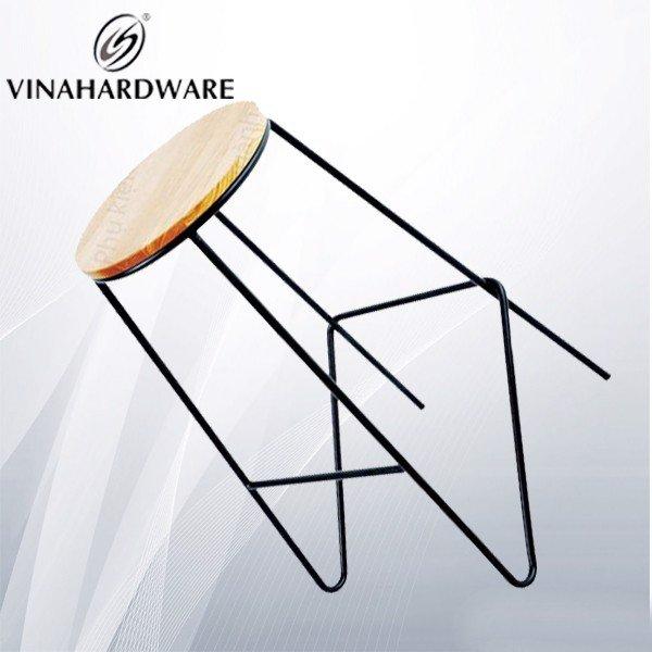 Gia công khung ghế sắt quầy bar cao 70cm SP028384 (Cái)