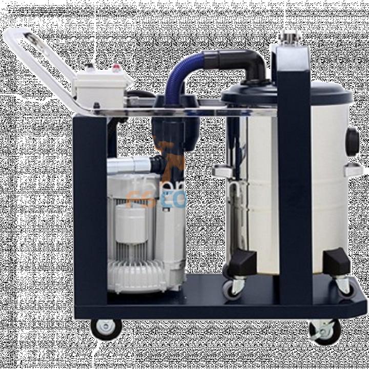 Máy hút bụi công nghiệp Super Cleaner KV-300R 3 pha