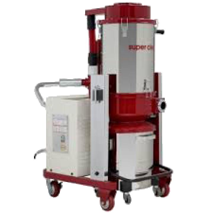 Máy hút bụi công nghiệp Super Cleaner KV-3000RT