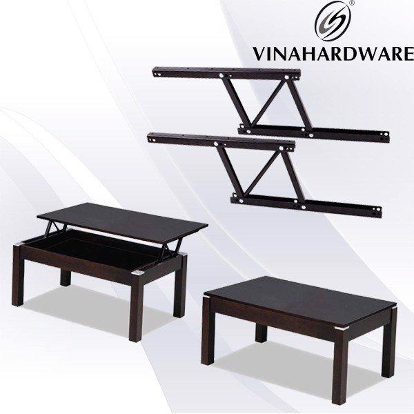 Phụ kiện tay nâng mặt bàn sofa xếp gọn TL9385